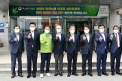 중기부 장관, 경북 산업용 헴프 규제자유특구 현장방문