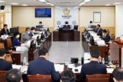 도의회 농수산위원회, 결산심사에서 날카로운 지적 펼쳐