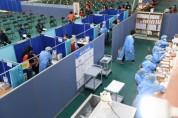 영주시, 13일부터 화이자 백신 2차 접종 시작