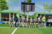 2021 전국초등축구리그 경북권역대회 4연승 질주